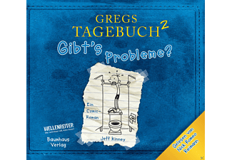 Gregs Tagebuch 02: Gibt's Probleme? - (CD)