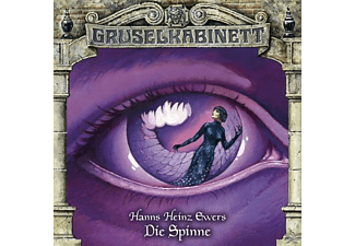Gruselkabinett 38: Die Spinne - 1 CD - Horror