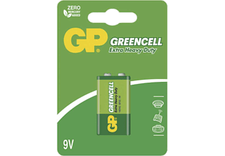 GP GP1604G BU1GREENCELL 9V Pil