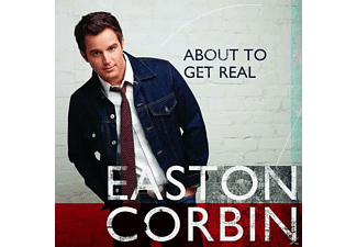 Easton Corbin - About To Get Real - (CD)