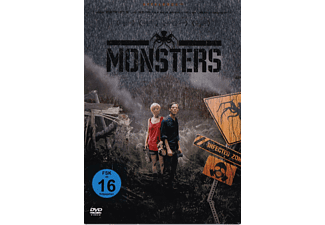 MONSTERS (LIMITED EDITION)) - (DVD)