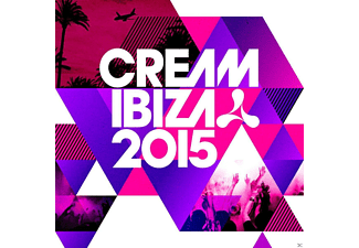 VARIOUS - CREAM IBIZA 2015 - (CD)
