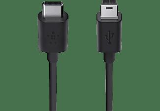 Belkin USB 2.0 USB-C to USB B Mini (F2CU034bt06-BLK)