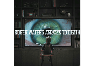 Roger Waters - Amused to death - (CD)