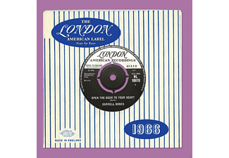 VARIOUS - The London American Label Year By Year-1966 - (CD)