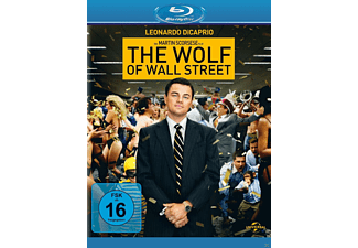 The Wolf of Wall Street - (Blu-ray)