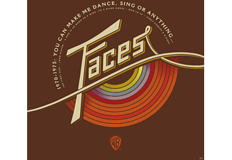 Faces - 1970-1975: You Can Make Me Dance, Sing Or Anything... - (CD)