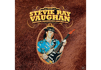 Stevie Ray Vaughan - Spectrum, Philadelphia 23rd May 1988 - (Vinyl)