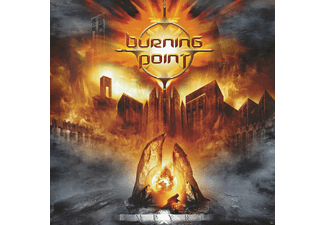 Burning Point - Empyre - (CD)