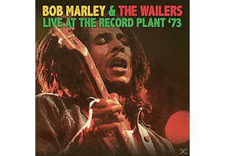 Bob Marley - Live at the Record Plant 73 - (CD)