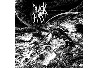 Black Fast - Terms of Surrender - (CD)