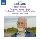 John McCabe - Variations/Aubade/Gaudi/5 Bagatelles/+ [CD] jetztbilligerkaufen