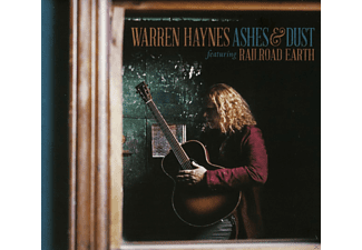 Warren Haynes, Railroad Earth - Ashes & Dust (Featuring Railroad Earth) [CD]