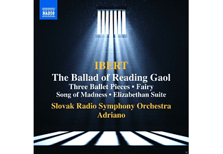 Adriano, Slovak Radio Symphony Orchestra, VARIOUS - The Ballad Of Reading Goal/3 Ballet Pieces/+ [CD]