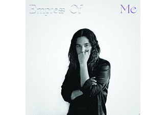 Empress Of - Me - (CD)