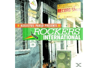 Augustus Pablo - Presents: Rockers International (Remastered) [CD]