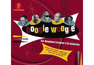 VARIOUS - Boogie Woogie-Absolutely Essential - (CD)