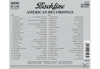 Various - Backline Vol.329 [CD]
