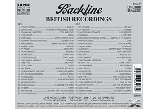 Various - Backline Vol.327 - (CD)
