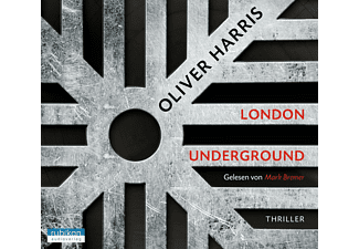 London Underground - 1 MP3-CD - Krimi/Thriller