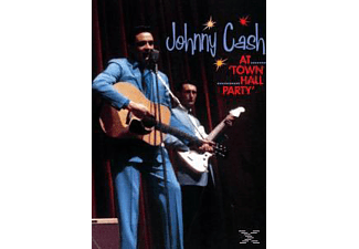 Johnny Cash - Johnny Cash - At Town Hall Party 1958 & 1959 [DVD]