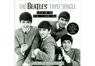 VARIOUS - THE BEATLES FIRST SINGLE PLUS - (Vinyl)