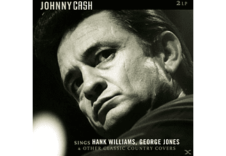 Johnny Cash - SINGS HANK WILLIAMS GEORGE JONES & - (Vinyl)