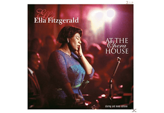 Ella Fitzgerald - At The Opera House [Vinyl]