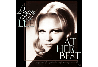 Peggy Lee - At Her Best - (Vinyl)