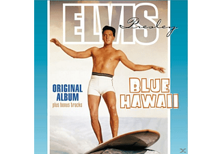 Elvis Presley - BLUE HAWAII - ORIGINAL ALBUM PLUS B - (Vinyl)