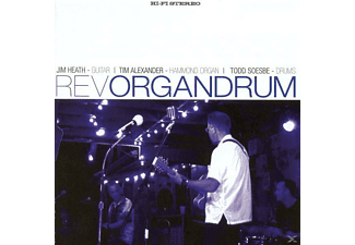 Reverend Organdrum - Hi-Fi Stereo - (CD)
