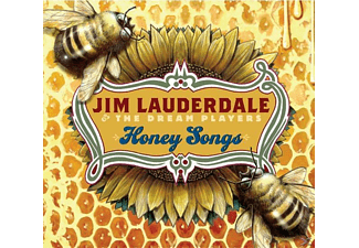 LAUDERDALE,JIM/DREAM PLAYERS,THE - Honey Songs [CD]
