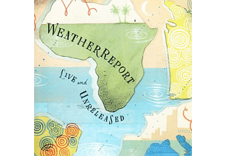 Weather Report - Live & Unreleased (2cd) [CD]