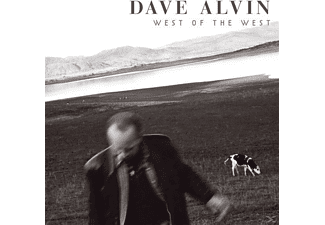 Dave Alvin - West Of The West - (Vinyl)