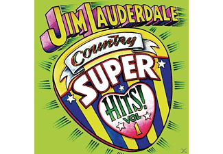 Jim Lauderdale - Country Super Hits Volume One - (CD)