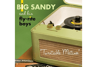 Big Sy - Turntable Matinee - (CD)