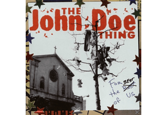 John Doe - For The Best Of Us [CD]