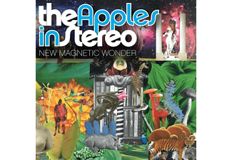 The Apples In Stereo - New Magnetic Wonder - (CD)