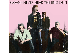 Sloan - Never Hear The End Of It - (CD)