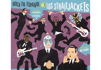 Los Straitjackets - Rock En Espanol Vol. 1 [CD]