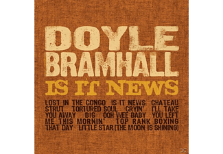 Doyle Bramhall - Is It News [CD]