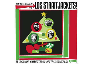 Los Straitjackets - Tis The Season For... - (CD)