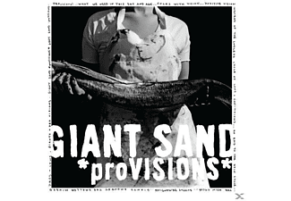 Giant S - Provisions [CD]