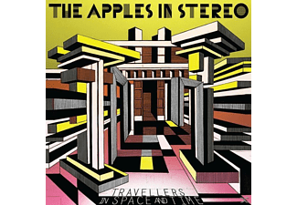 The Apples In Stereo - Travellers In Space & Time [CD]