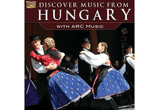Various - Discover Music From Hungary-With Arc Music - (CD)