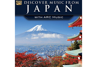 Various - Discover Music From Japan-With Arc Music - (CD)