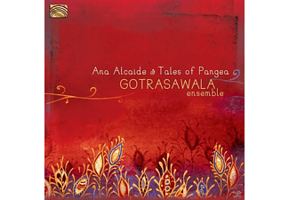 Ana Alcaide - Tales Of Pangea-Gotrasawala Ensemble - (CD)