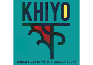 Khiyo - Khiyo-Bengali Music With A London Sound - (CD)