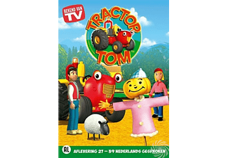 Tractor Tom Afl. 27-39 | DVD