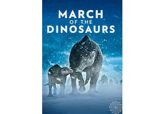 March Of The Dinosaurs | DVD